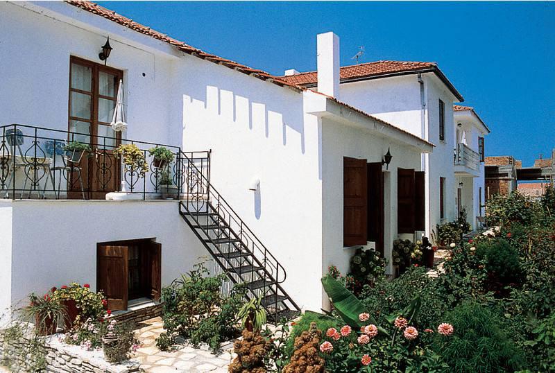 Appartementen Maria - Kokkari - Samos